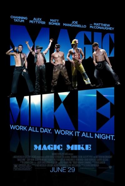 Poster Magic Mike (2012)