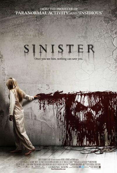 Poster Sinister (2012)