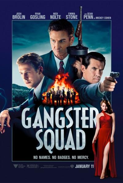 Poster Força Anti-Crime / The Gangster Squad (2012)