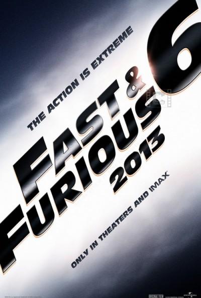 """Nova data de estreia: """"The Fast and the Furious 6"""""""