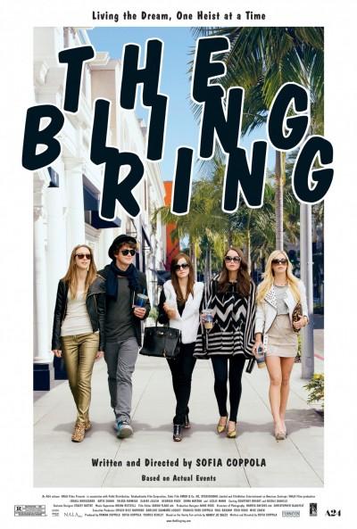 """Novo poster para """"The Bling Ring"""""""