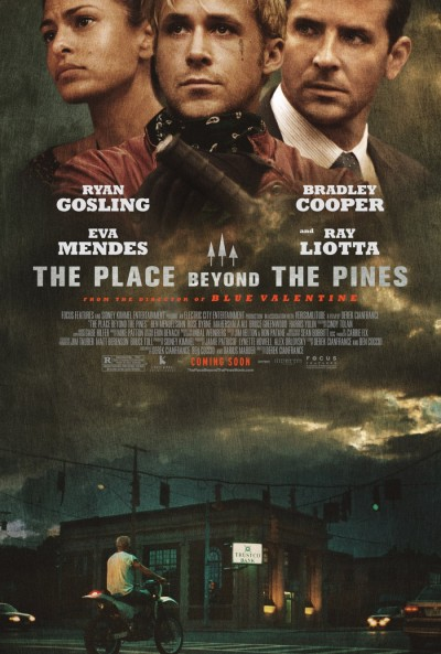 "Novo poster para ""The Place Beyond the Pines"""