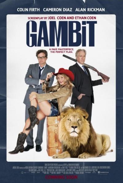 Poster Gambit (2012)