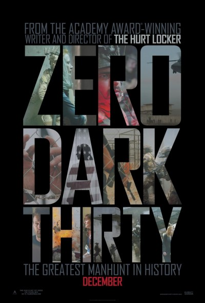 Poster Zero Dark Thirty (2012)