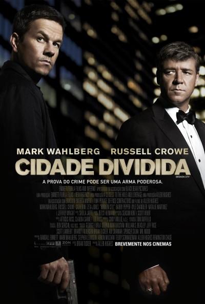 Poster Cidade Dividida / Broken City (2013)