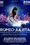 Bailado Romeu e Julieta
