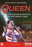 Hungarian Rhapsody: Queen ao Vivo em Budapeste '86