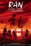 Ran - Os Senhores da Guerra (versão restaurada) / Ran (1985)