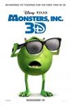 Monstros e Companhia 3D