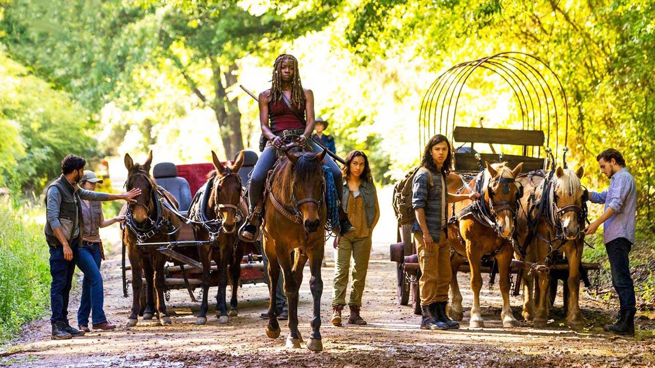 """""""The Walking Dead"""": o falatório antes da chegada da temporada em outubro"""