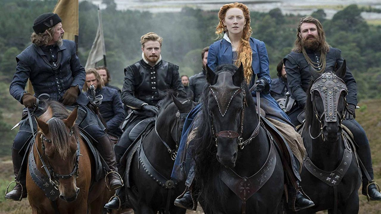 "Primeiro trailer de ""Mary Queen of Scots"" com Margot Robbie e Saoirse Ronan"