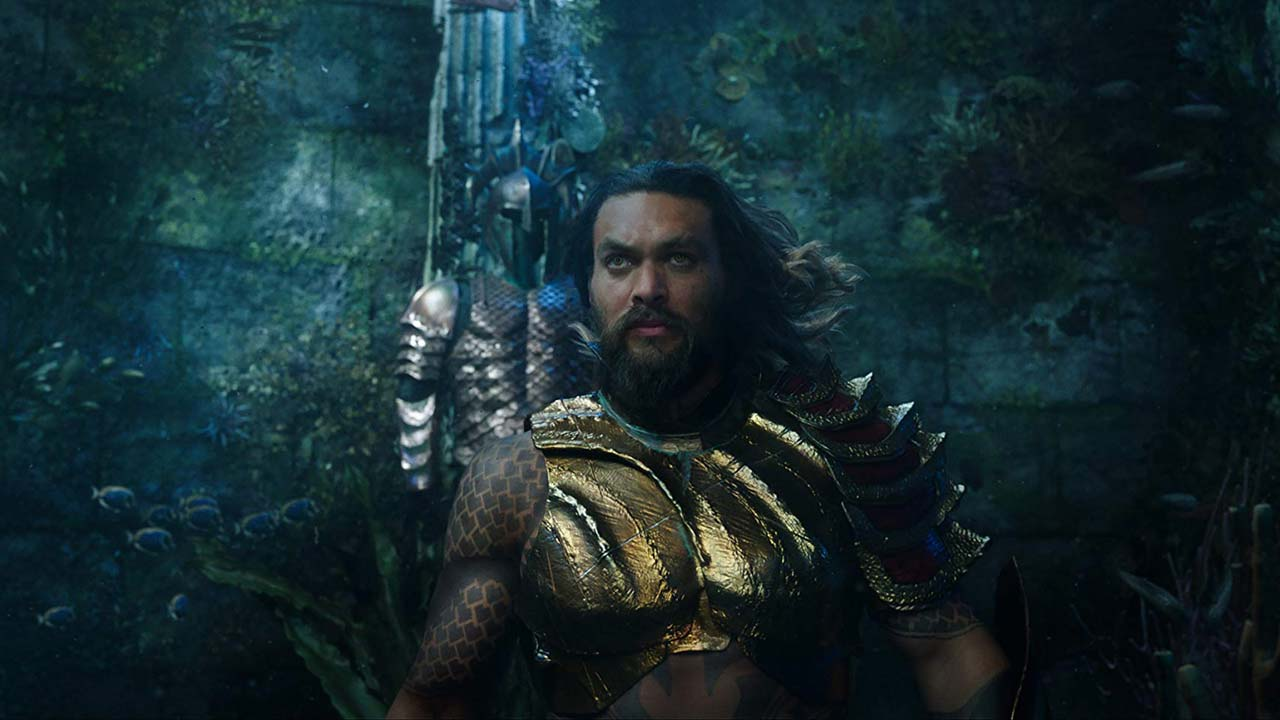 """Primeiro trailer de """"Aquaman"""""""