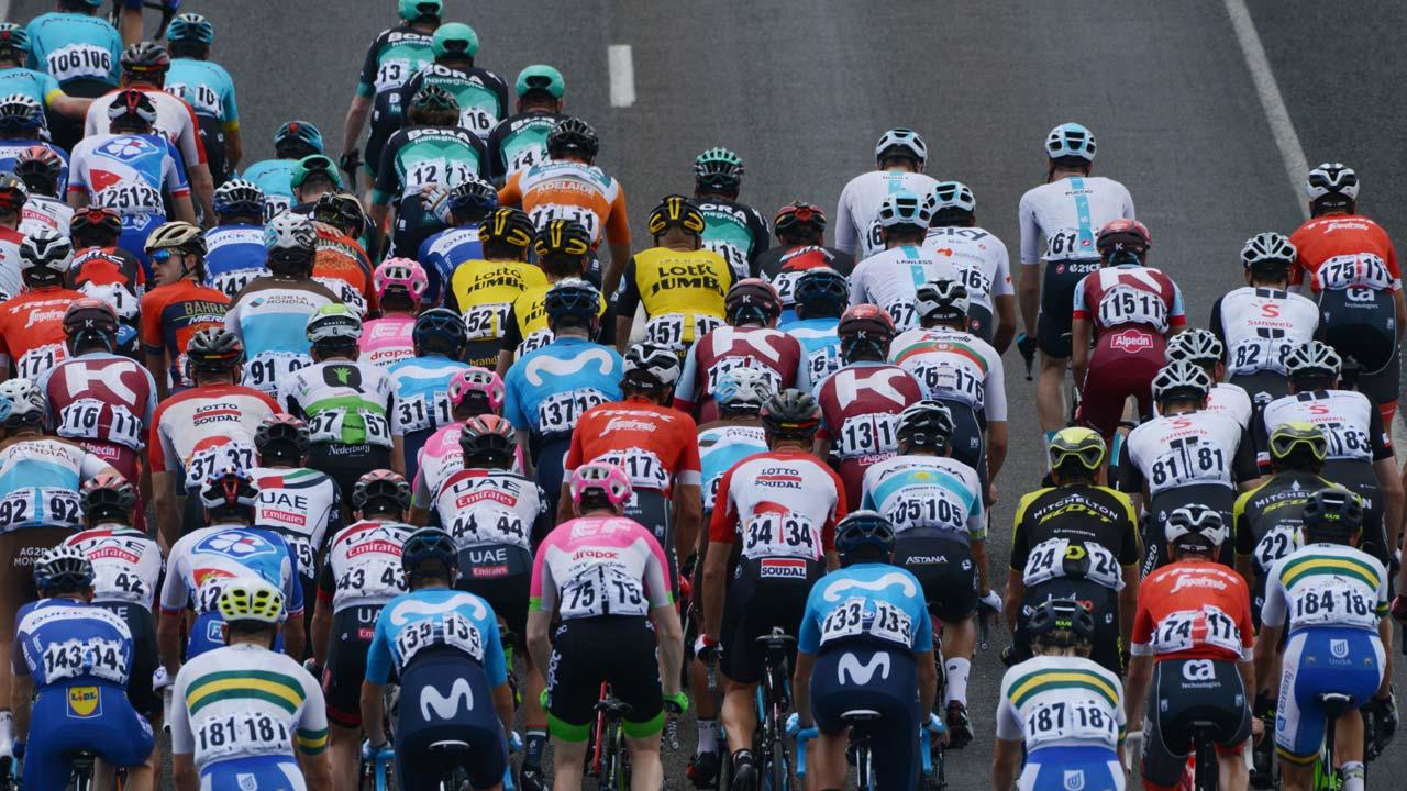 Ciclismo de estrada em agosto no Eurosport passa pela Polónia, Utah e San Sebástian