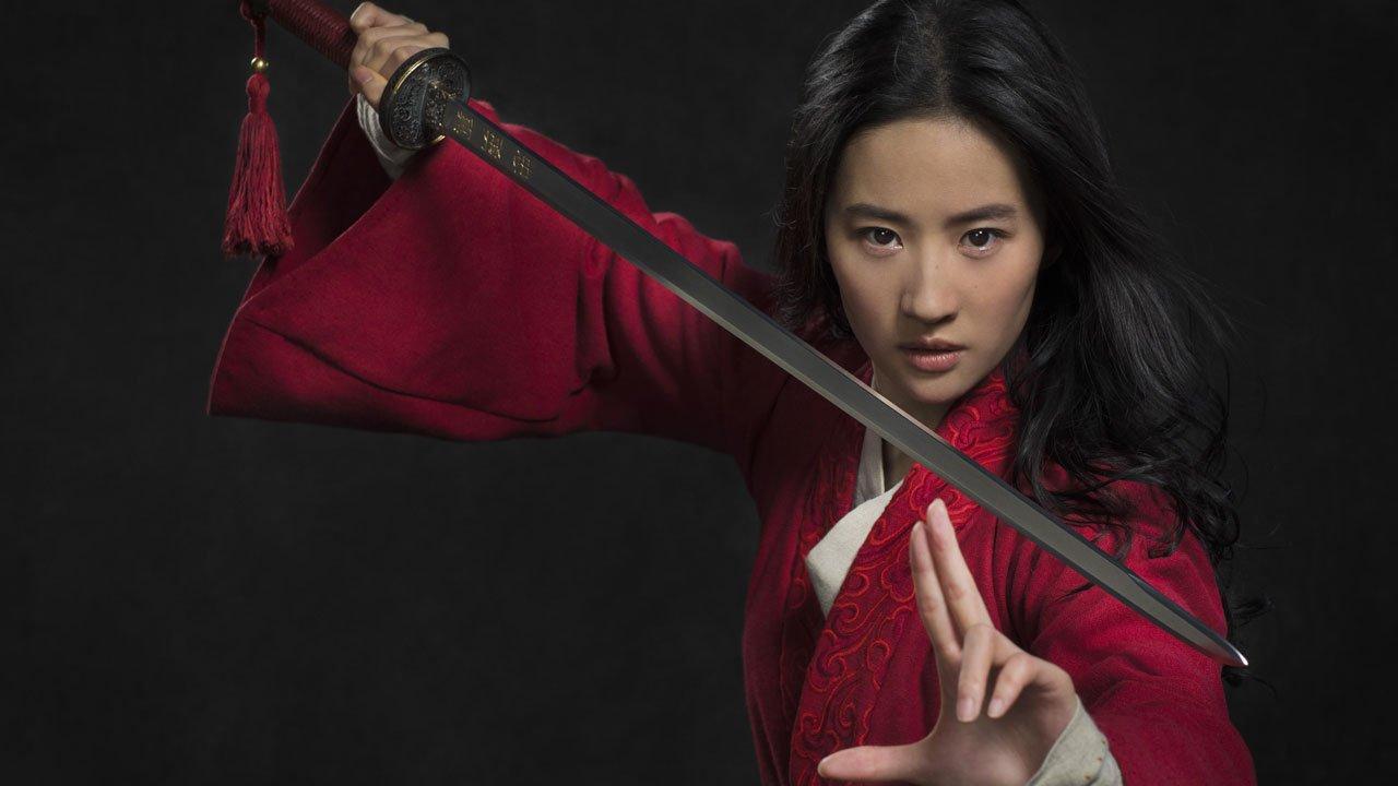 """Começou a ser produzida a versão em imagem real de """"Mulan"""""""