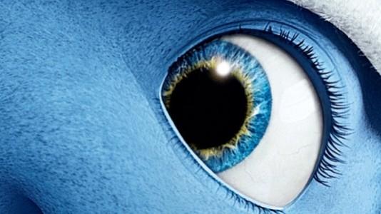 """Smurfe já o teaser poster e primeira imagem smurfíssima de """"Os Smurfs 2"""""""