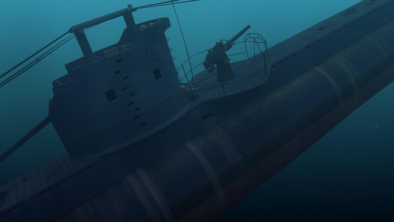 Segunda Guerra Mundial Inferno Subaquatico