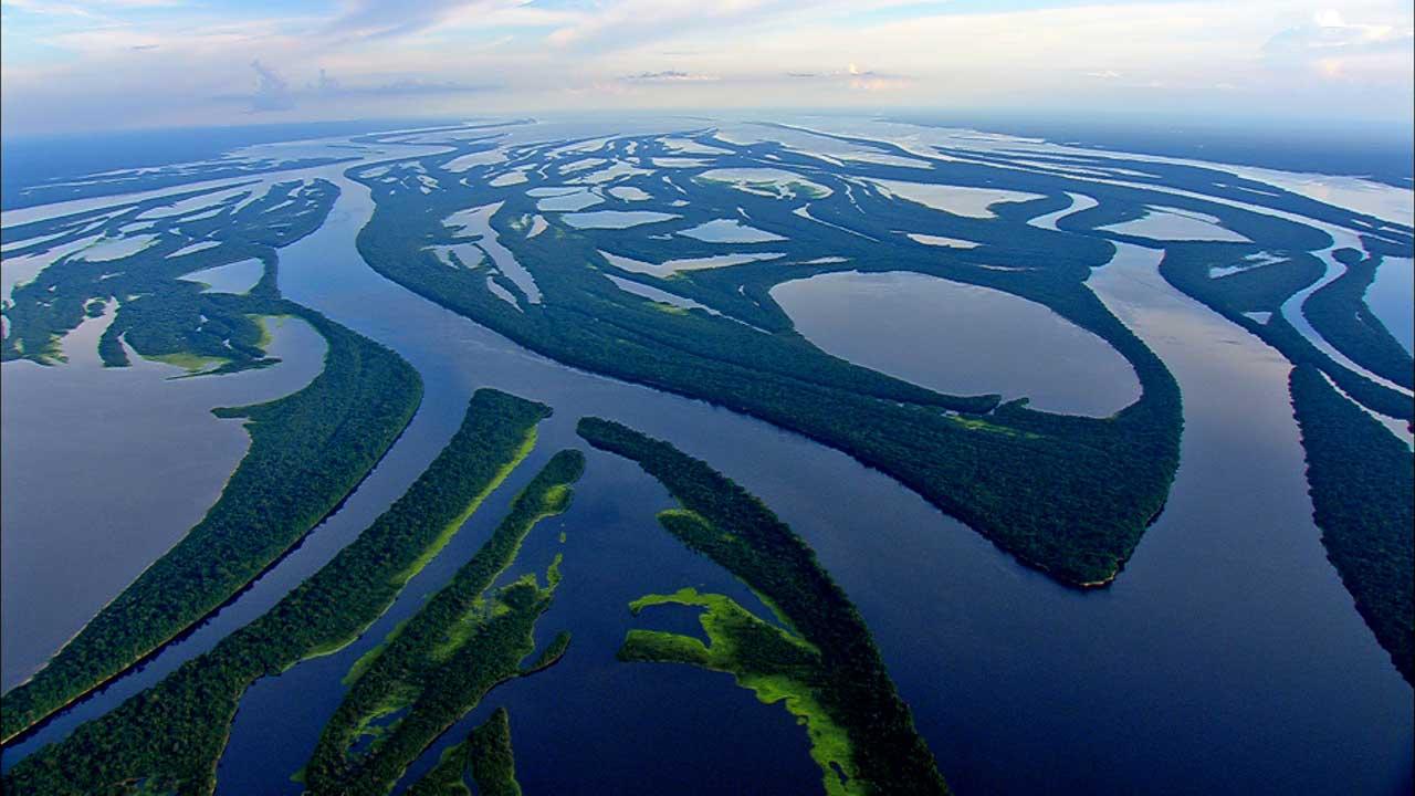Cidades Perdidas da Amazónia A Lenda é Real