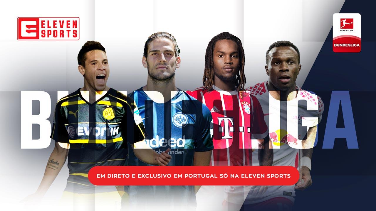 Eleven Sports garante direitos da liga alemã de futebol
