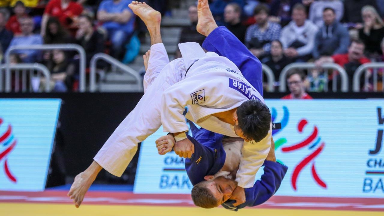 Canais Eurosport prometem mais judo até 2020