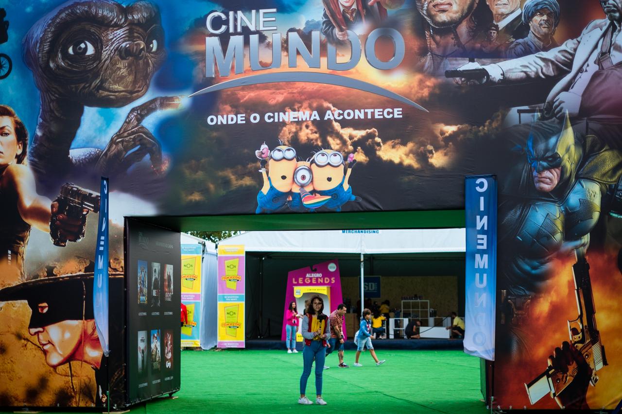 Comic Con Portugal 2018 (1º dia - 6 de setembro) 31/31