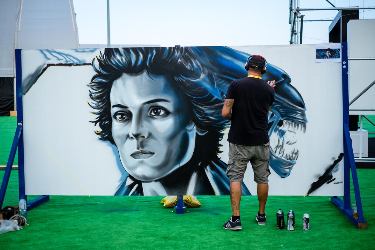 Comic Con Portugal 2018 (1º dia - 6 de setembro) 30/31