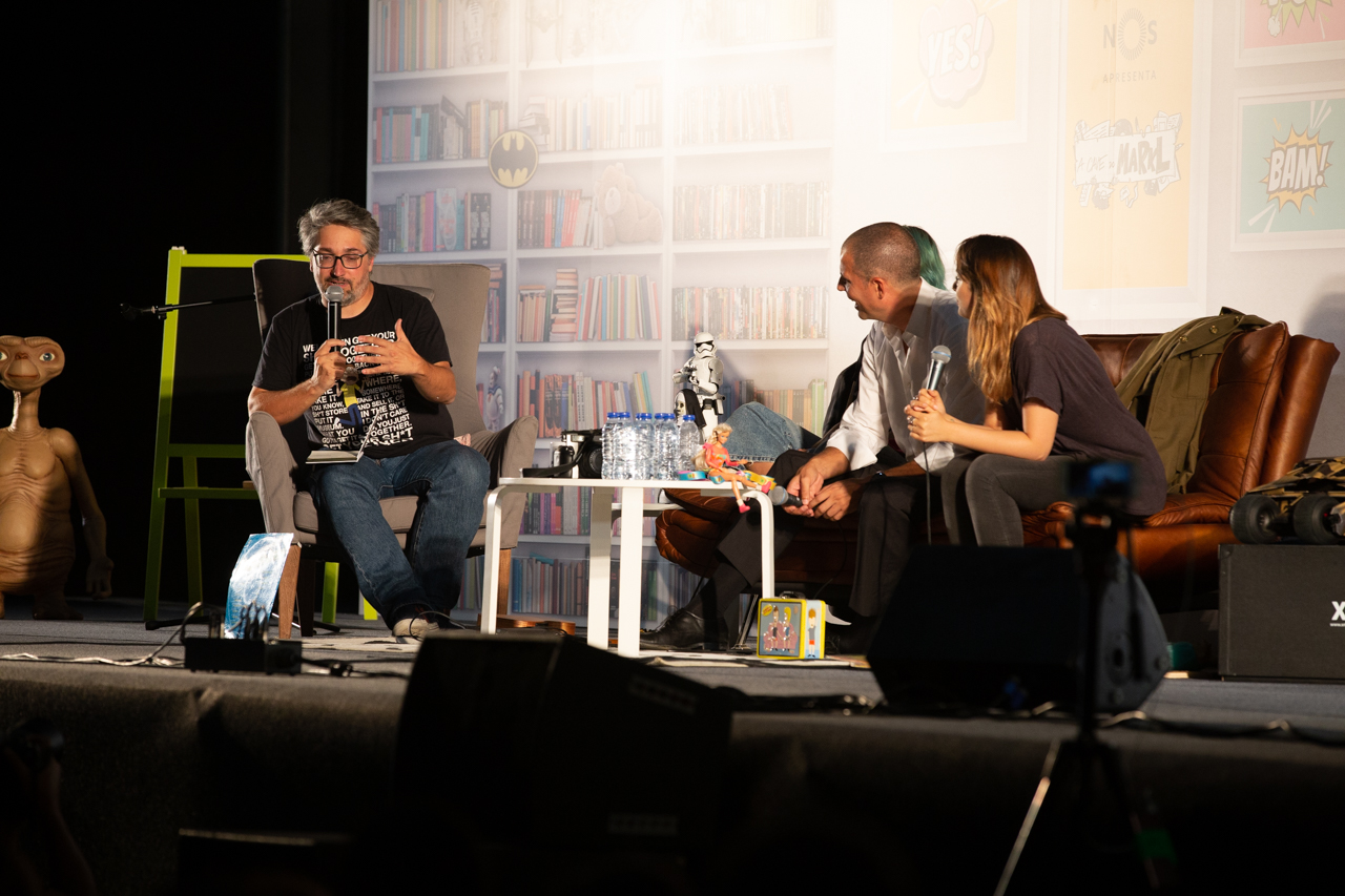Comic Con Portugal 2018 (1º dia - 6 de setembro) 12/31: A Cave do Markl