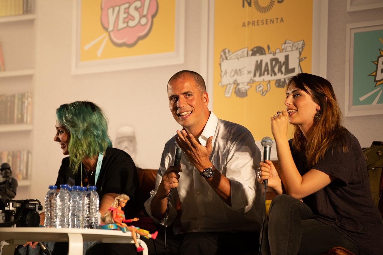 Comic Con Portugal 2018 (1º dia - 6 de setembro) 11/31: A Cave do Markl