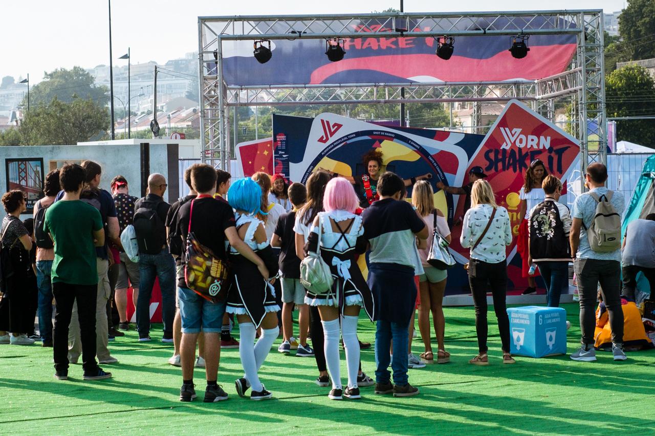 Comic Con Portugal 2018 (2º dia - 7 de setembro) 2/26