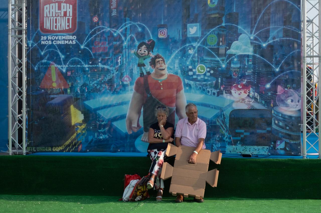 Comic Con Portugal 2018 (2º dia - 7 de setembro) 3/26