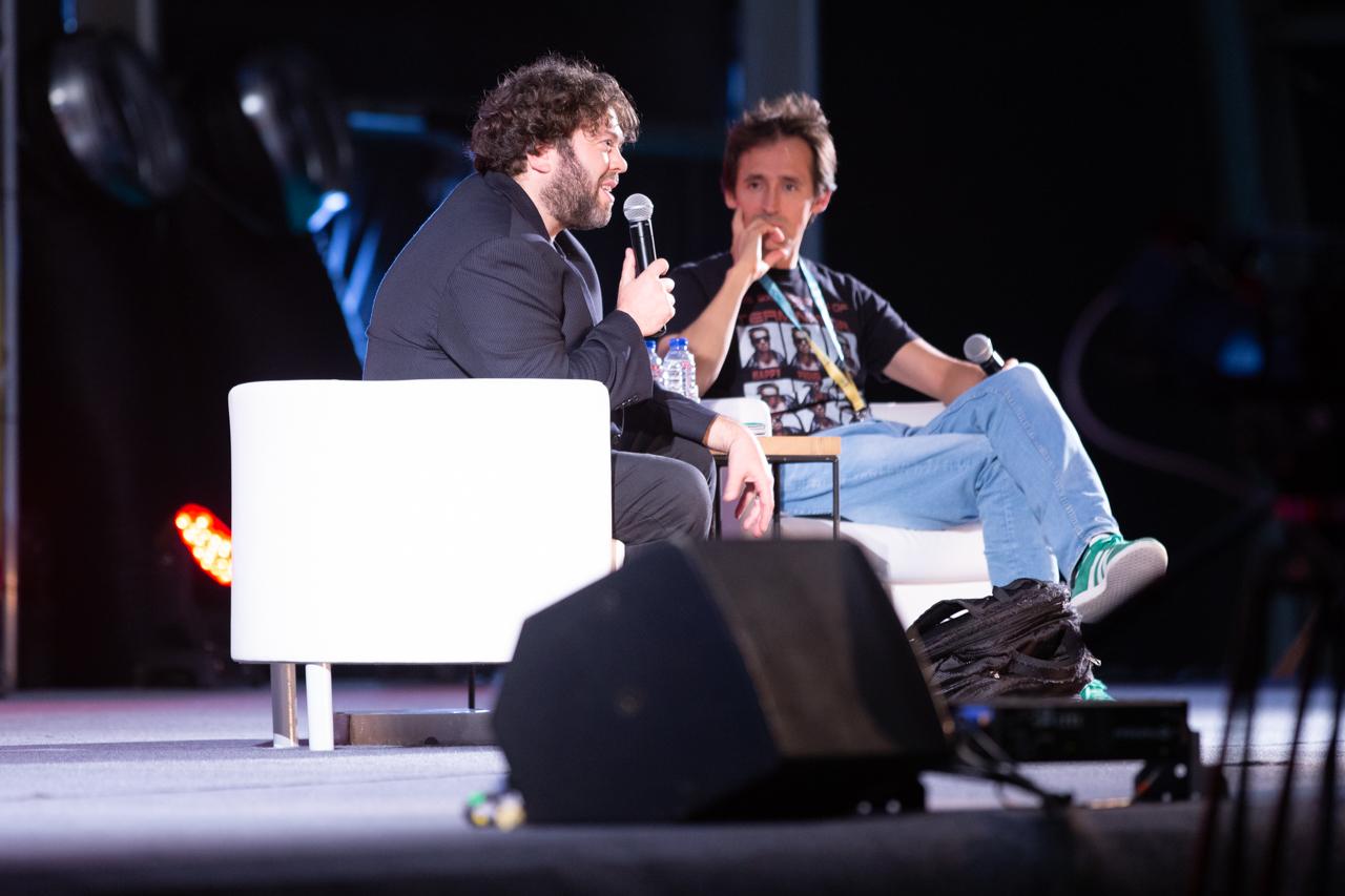 Comic Con Portugal 2018 (2º dia - 7 de setembro) 9/26: Dan Fogler