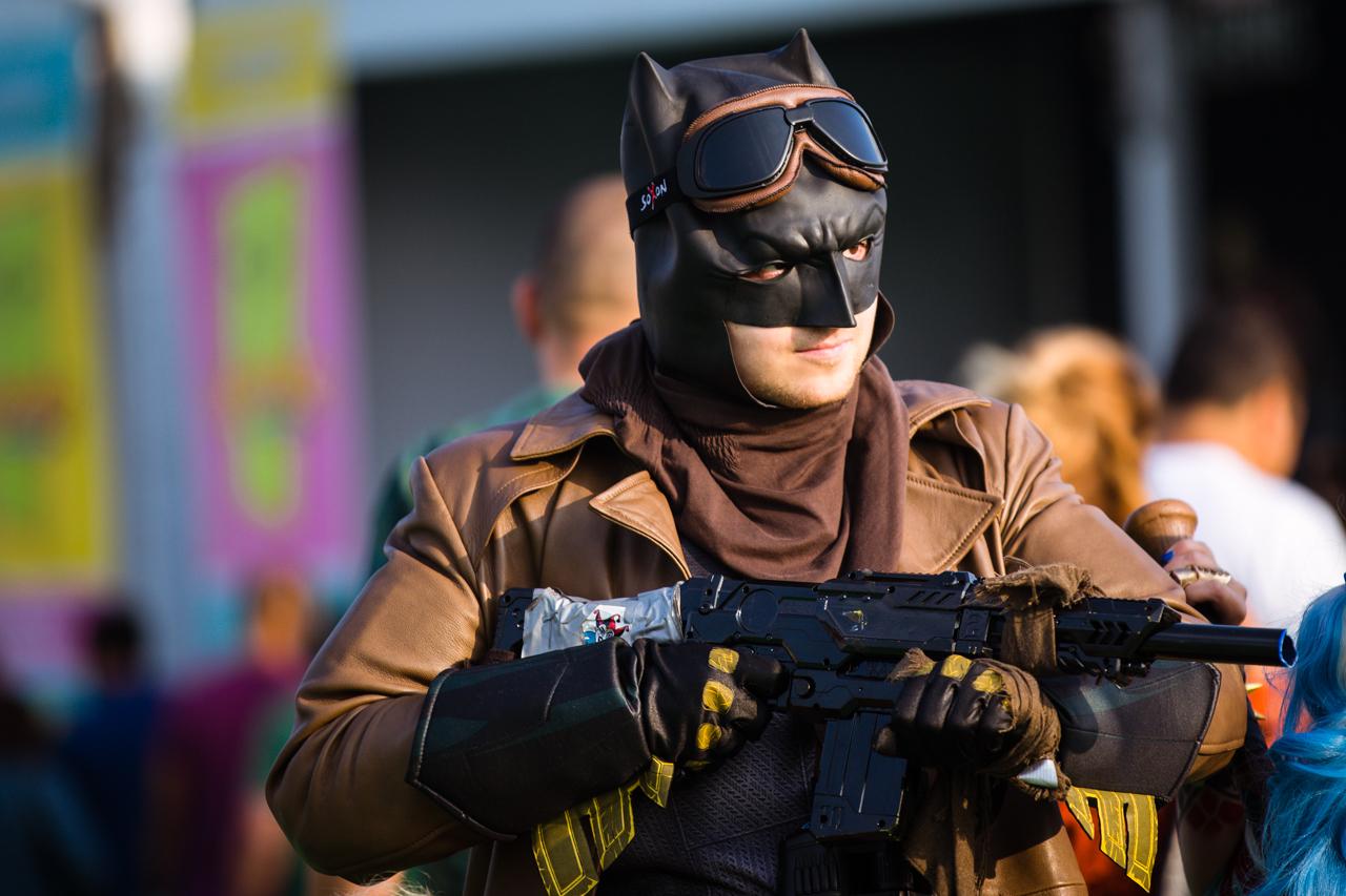 Comic Con Portugal 2018 (2º dia - 7 de setembro) 25/26
