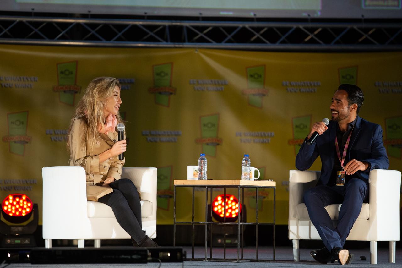 Comic Con Portugal 2018 (2º dia - 7 de setembro) 26/26: Dichen Lachman