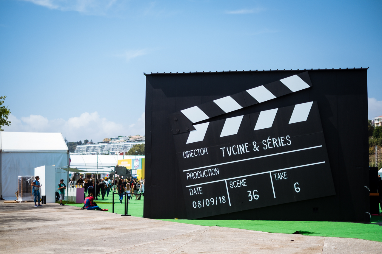 Comic Con Portugal 2018 (ambiente e painéis 3º dia - 8 de setembro) 1/15