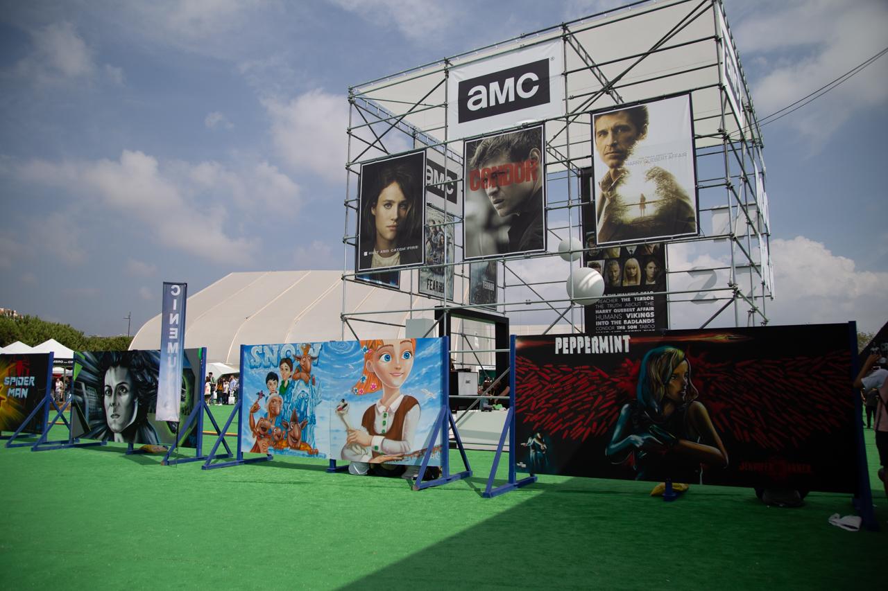 Comic Con Portugal 2018 (ambiente e painéis 3º dia - 8 de setembro) 5/15