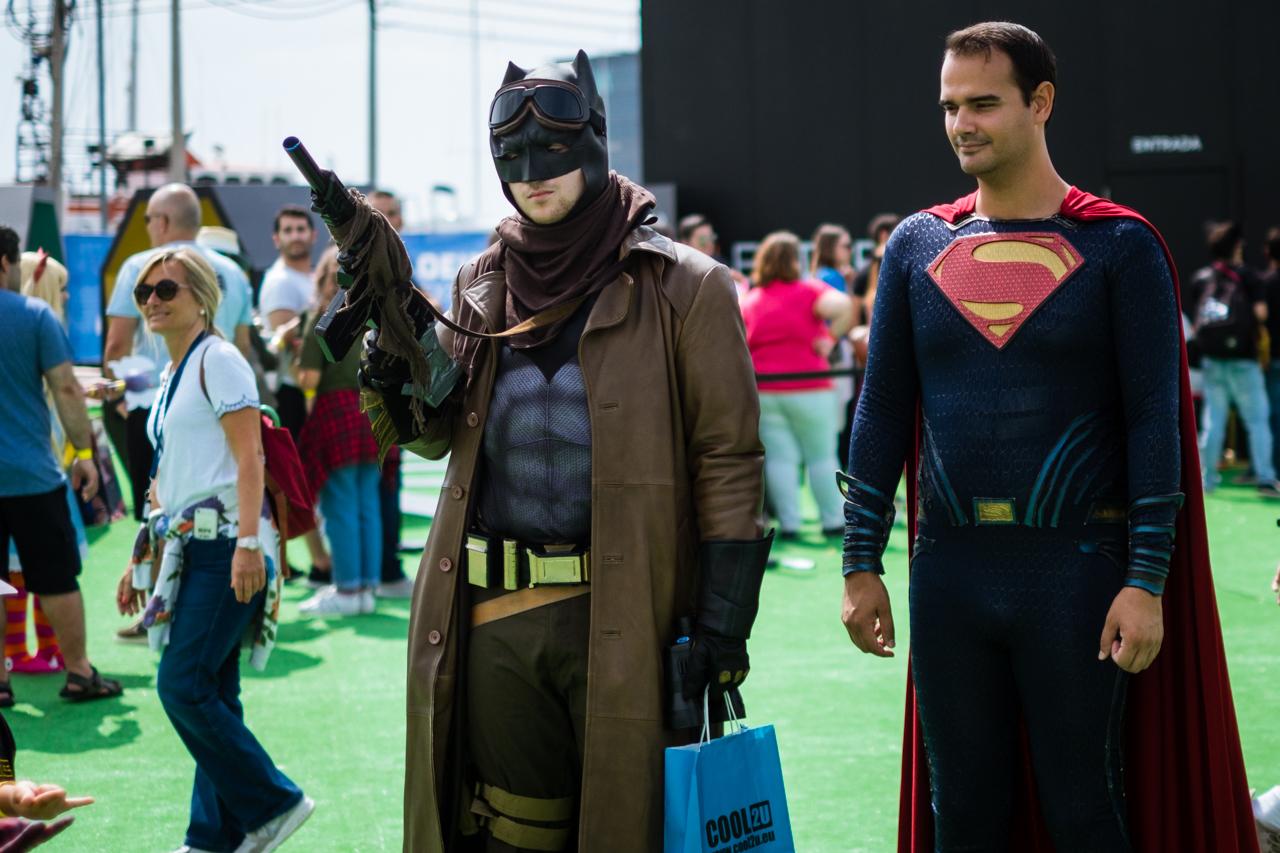Comic Con Portugal 2018 (cosplay 3º dia - 8 de setembro) 12/49