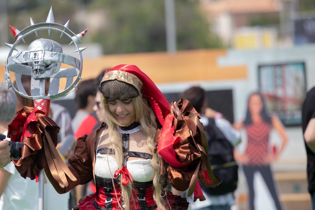 Comic Con Portugal 2018 (cosplay 3º dia - 8 de setembro) 31/49