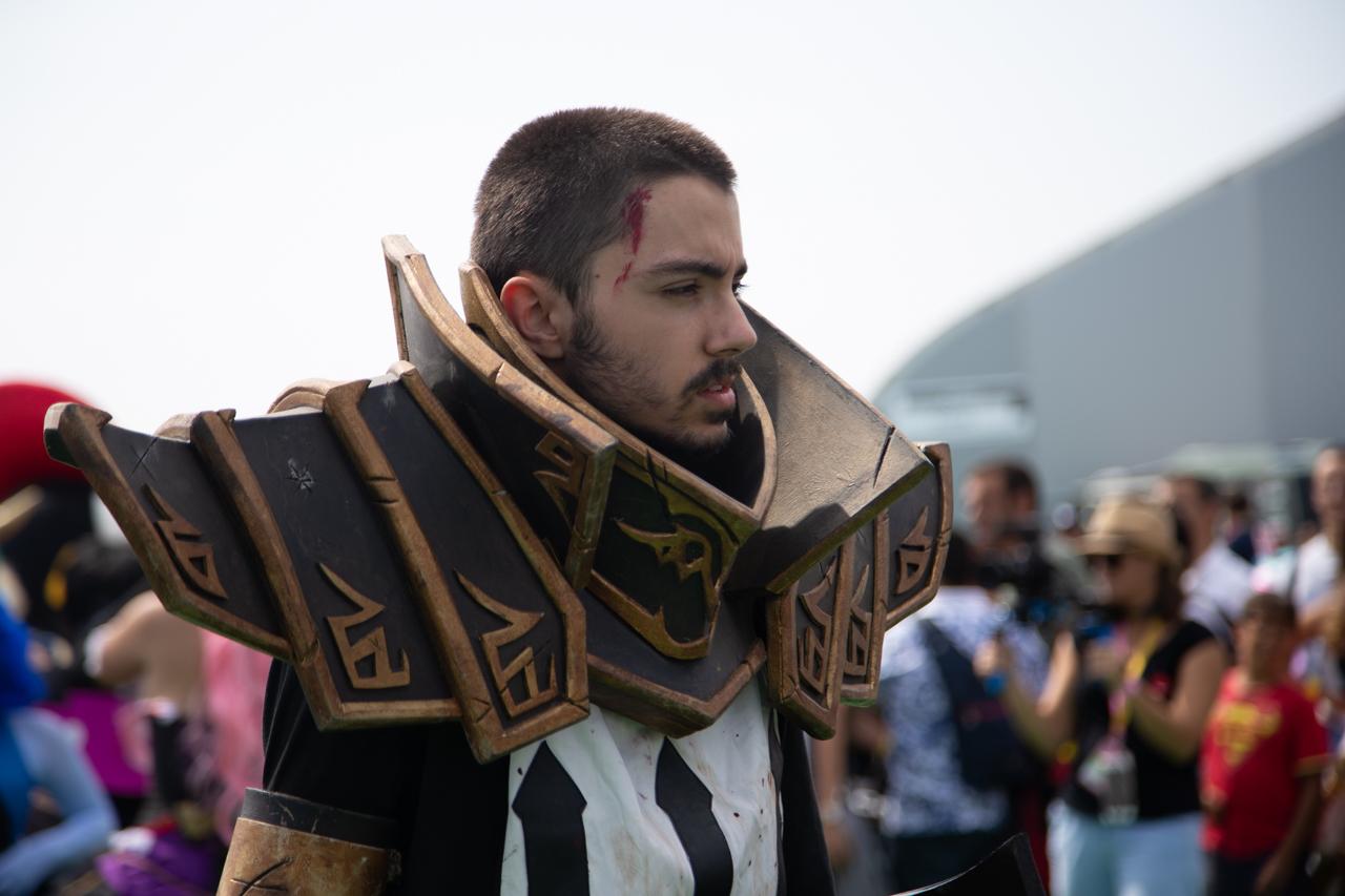Comic Con Portugal 2018 (cosplay 3º dia - 8 de setembro) 45/49