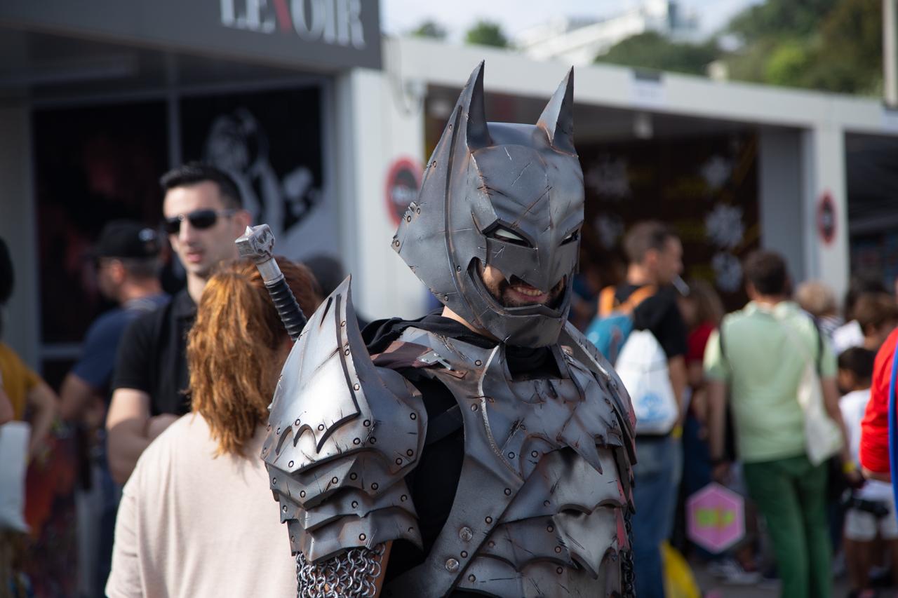 Comic Con Portugal 2018 (cosplay 3º dia - 8 de setembro) 47/49