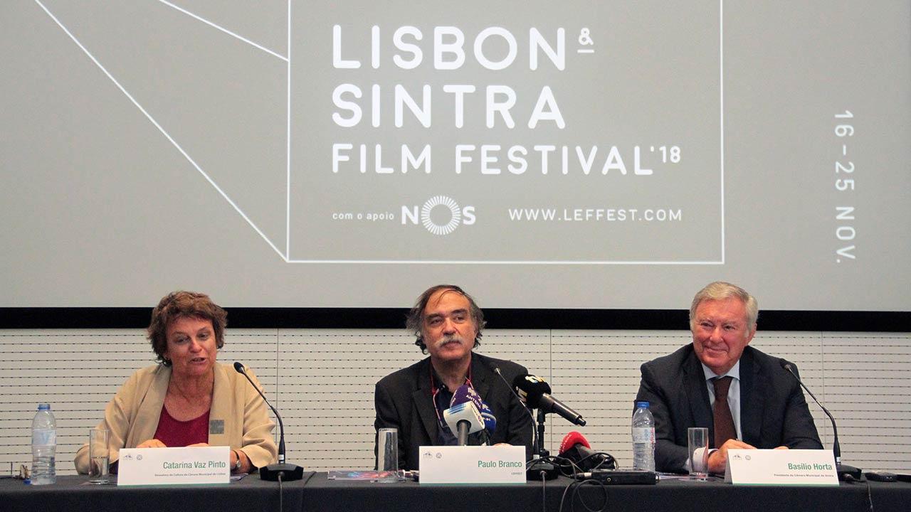 Anunciados os primeiros destaques do Lisbon & Sintra Film Festival 2018