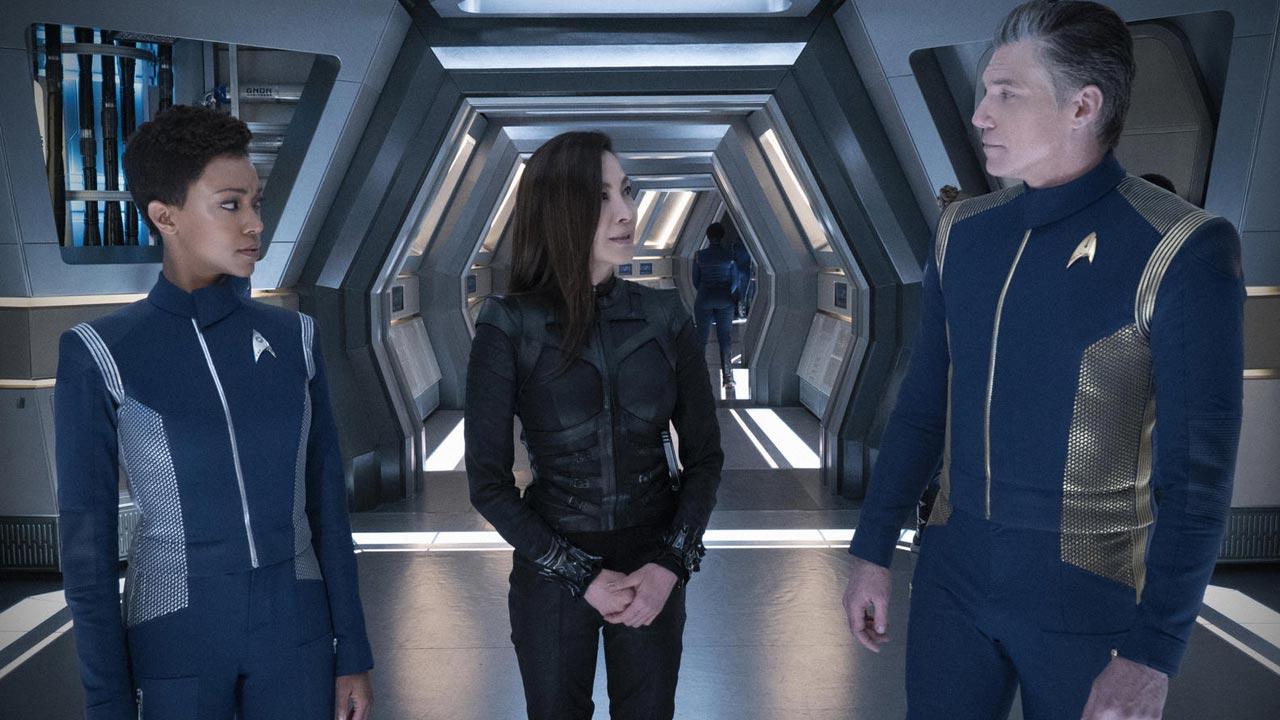 """Anunciadas novas imagens e data de estreia da 2ª temporada de """"Star Trek: Discovery"""""""