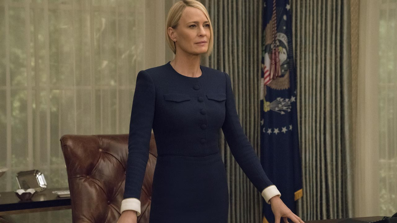 "Final de ""House of Cards"" tem estreia mundial no TVSéries"