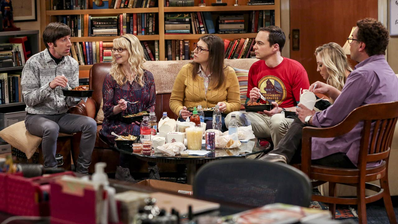 "AXN White dedica novembro às personagens de ""A Teoria do Big Bang"""