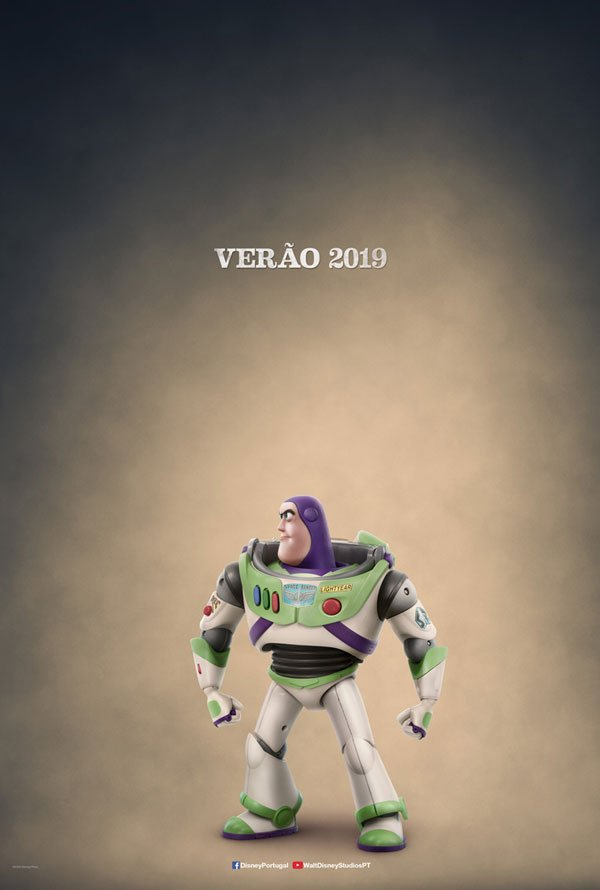 "Posters ""Toy Story 4"" 1/3"