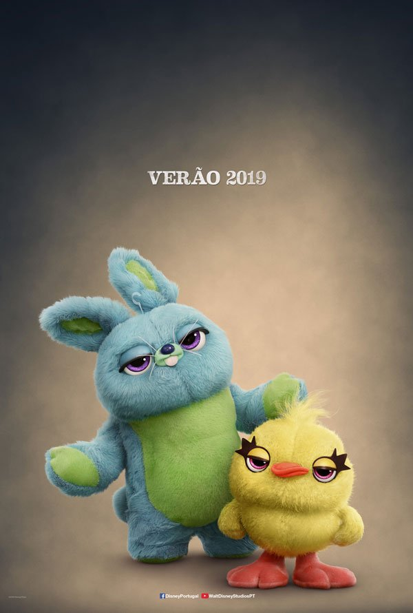"Posters ""Toy Story 4"" 2/3"