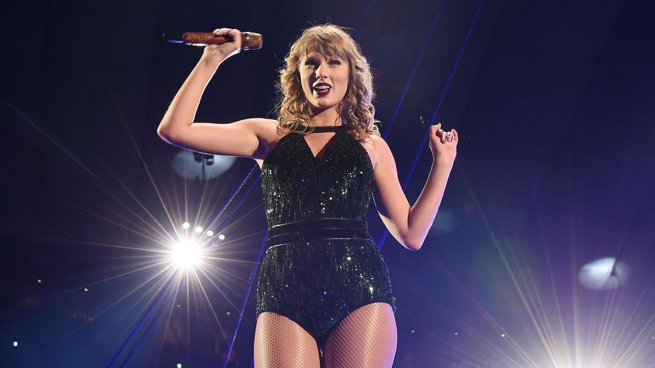 """Passagem de ano na Netflix com estreia de """"Taylor Swift Reputation Stadium Tour"""""""