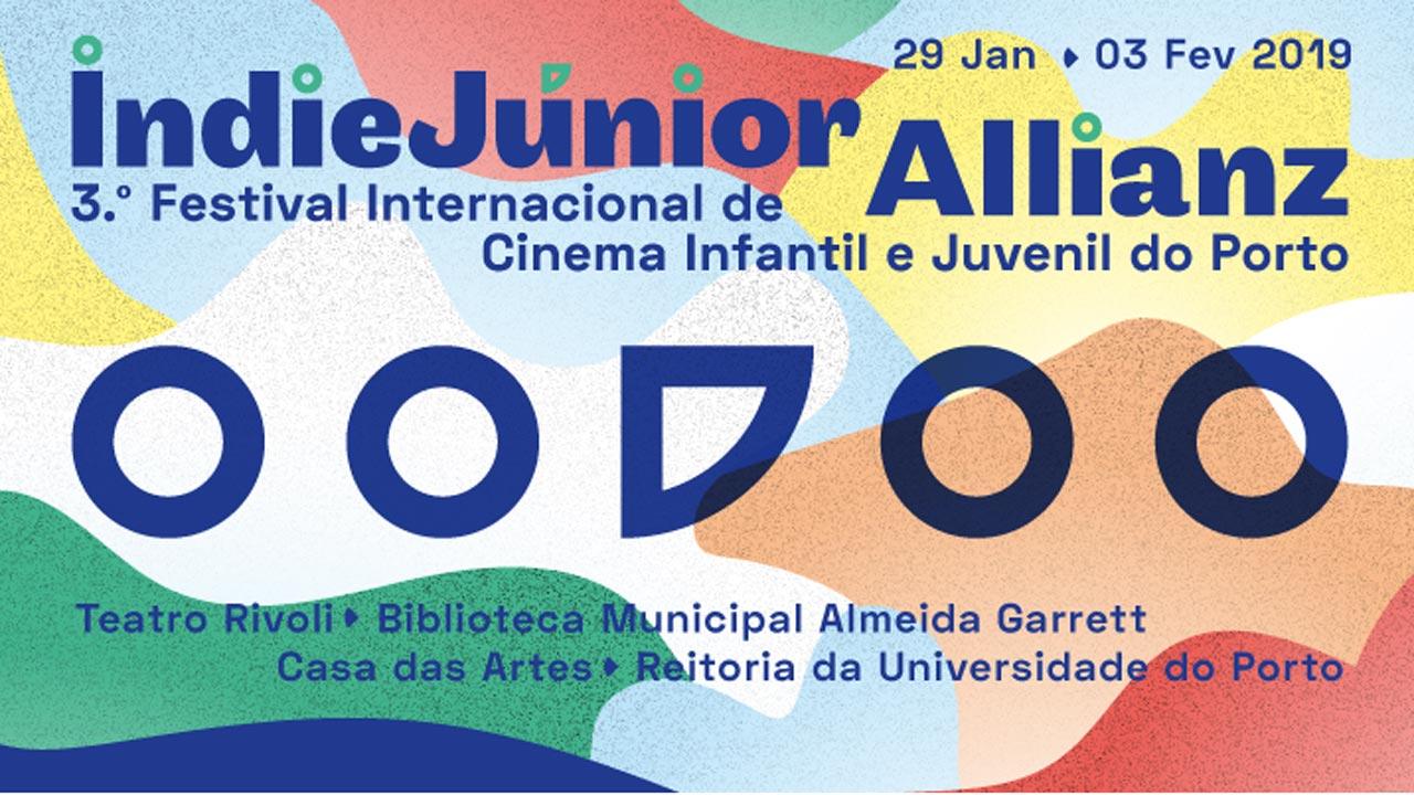 Indie Júnior no Porto em finais de janeiro