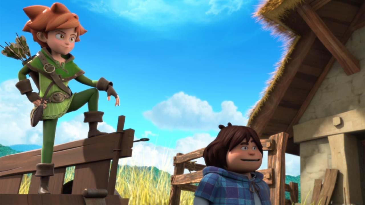 Robin Hood - Travessuras em Sherwood 2