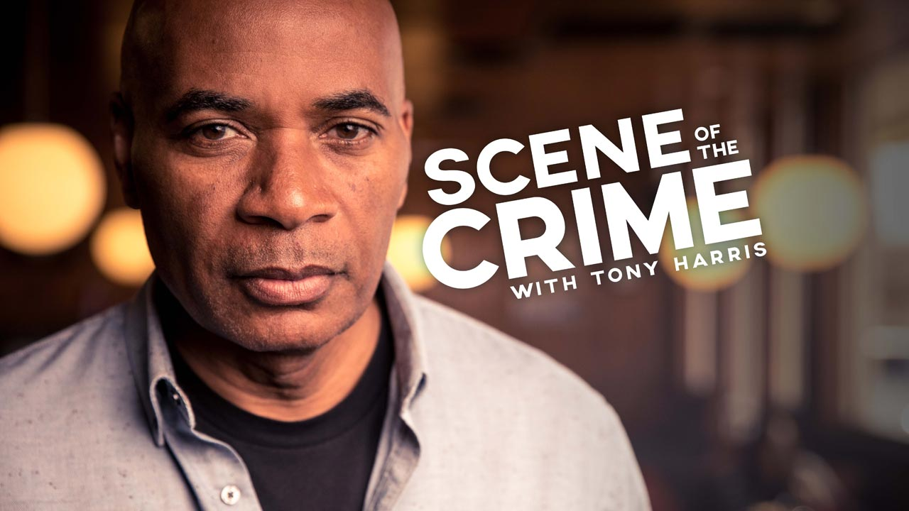 "Segunda temporada de ""Scene of the Crime com Tony Harris"" no Investigation Discovery"