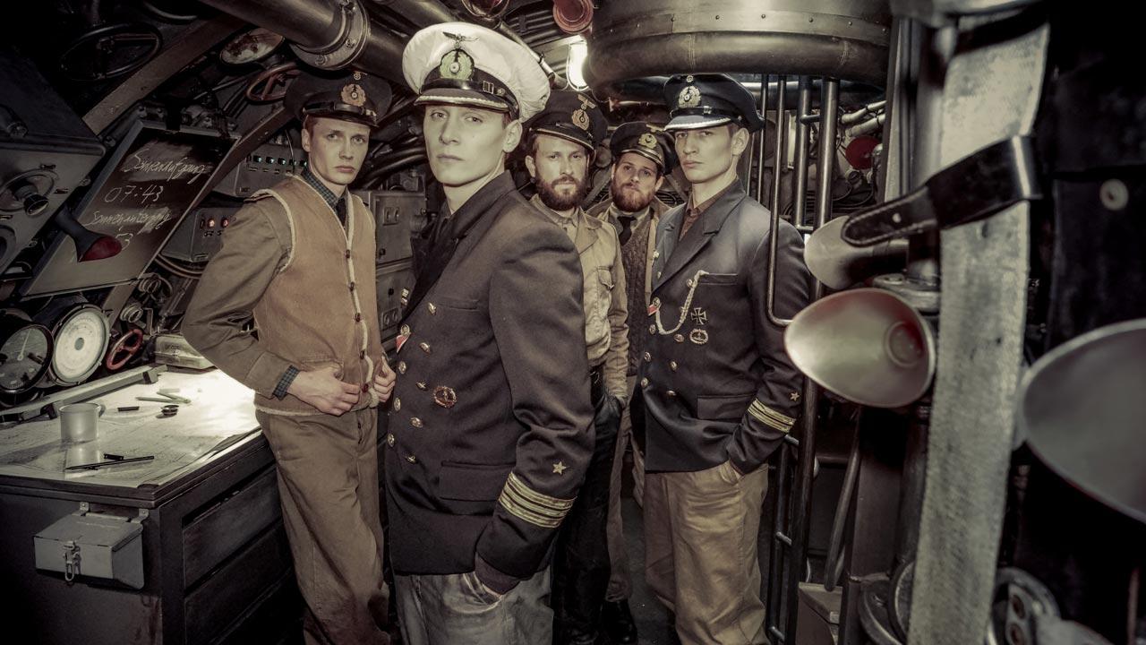 """Alarme! Alarme! Série de televisão """"Das Boot"""" estreia no AMC"""