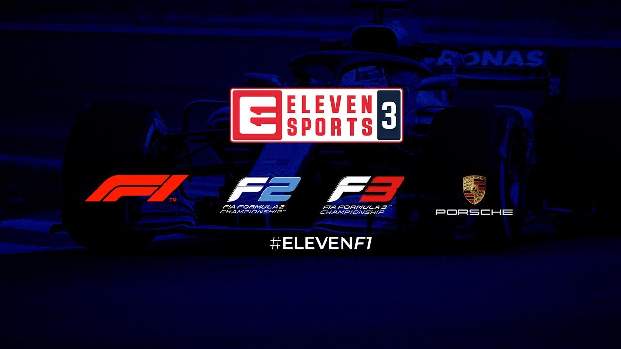 Eleven Sports lança canal dedicado ao desporto automóvel